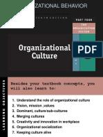 OB-culture-18 org culture.ppt