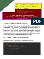Javascript Tome Xxiii - Promises en JavaScript