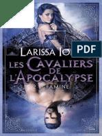 2 - Larissa Ione - Les Cavaliers de l'Apocalypse T02 - Famine