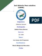 TRABAJO FINAL DIDACTICA DALISIS.doc