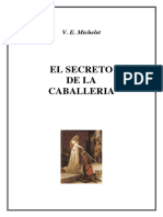 Michelet, V E - El Secreto De La Caballeria [pdf].PDF