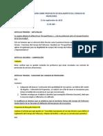 FIGRI Discusion Sobre Propuesta de Reglamento de Consejo de Prof (v.0.1)
