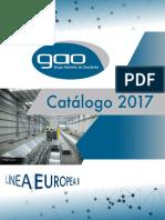 Catalogo Linea Europea b