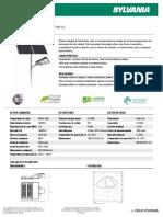 Led Street Solar Kit Zd216 80w Nw v2 (Ficha)