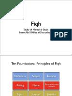 Fiqh L01 Study of Maraqi Al-Sadat