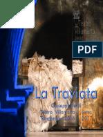 La Traviata 2017 Libreto Español
