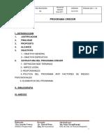 Programa Riesgos psicosociales