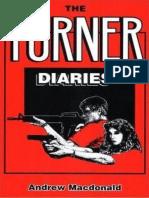 Andrew Macdonald - The Turner Diaries (1978, National Vanguard Books)