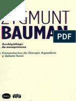 Mod5 ampliatorio1 Bauman 2005 ARCHIPIÉLAGODEEXCEPCIONES.pdf