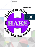 Proposal Kkn Haks Revisi 2