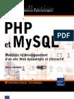 PHP et MySQL - Maîtrisez le développement d'un site Web dynamique et interactif