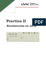 Practica II