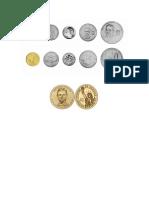 Monedas Danna