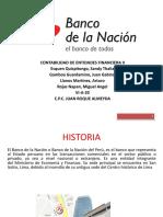 Banco de La Nacion G01