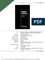 (Cambridge Cultural Social Studies) Meyda Yegenoglu-Colonial Fantasies_ Towards a Feminist Reading of Orientalism-Cambridge University Press (1998).pdf