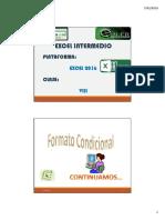 Excel Intermedio CVIII