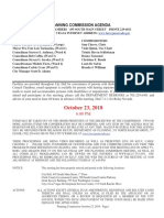 10.23.18 PC Final Packet