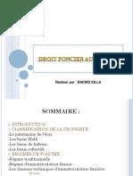 Droit Foncier Au Maroc