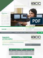 Ingeniería en Informática - Programa de Continuidad Para Carrera Profesional