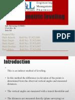 Trigonometric Leveling (1)