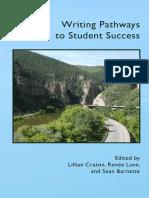 Escritura para el exito en la universidad