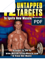 The 12 Untapped Targets