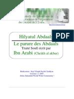 Parure Des Abdaal