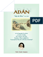 Adán en Los Escritos de Luisa - q