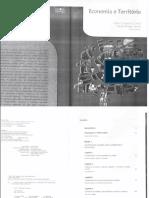 Economia e território (Orgs. DINIZ, Clélio Campolina; LEMOS, Mauro Borges)