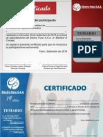 Certificado Ver Guias