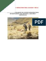 Direccion de Infraestructura Agraria y Riego