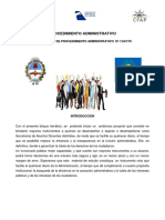 Modulo 1_clase 2DECRETO LEY DE PROCEDIMIENTO ADMINISTRATIVO Nº 7.647/70
