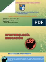 Epistemologia y Educacion- DianaMorales