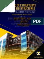 Diseño de Estructuras y BIM en Estructuras (Concreto Armado y Metálica)
