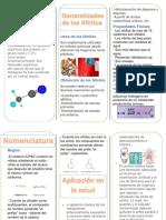 nitrilos quimica