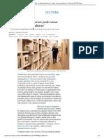 Umberto Eco - A Internet em Substituição do Mau Jornalismo
