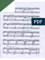 Prelude in B minor Silotti arrangement of JS Bach P2
