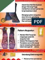 K-Gentleman Energy Socks K Link Di Kota Sarilamak WA 08114494181