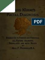 Libro Diagnosis Facial