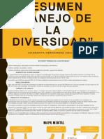 MANEJO DE LA DIVERSIDAD