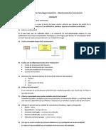 Cuestionario Psicologia- M Automotriz Unidades II y III
