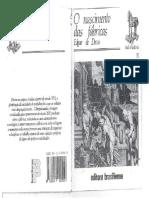 Decca, Edgar Salvadori de - O Nascimento Das Fábricas