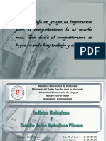 Indicios Biologicos
