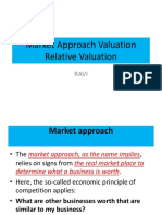 03. Market Approach Valuation_Intro