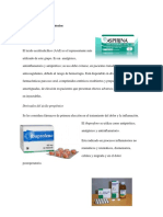 Analgésicos Antiinflamatorios Farmacos