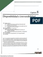 Disponibilidad e Irreversibilidad.pdf