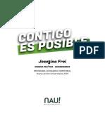 Programa Josefina Frei - CT Humanidades