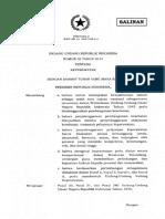 UU no. 38 Tahun 2014 Tentang keperawatan.pdf