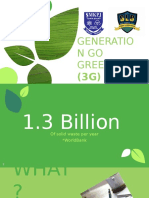 Generation Go Green 3G