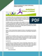 Propuesta de Habitos Saludables en El Ambito Empresarial